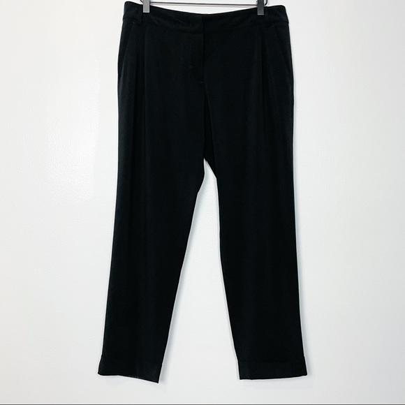 Max Mara Weekend Cuffed Ankle Length Trousers 10